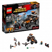 Lego Super Heroes 76050 Captain America: Civil War 1