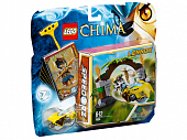 Lego Legends of Сhima 70104 Jungle Gates Врата Джунглей