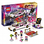 Lego Friends 41107 Pop Star Limosine