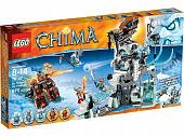 Lego Legends of Сhima 70147 Sir Fangar's Ice Fortress