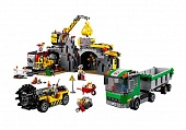 Lego City 4204 The Mine Шахта