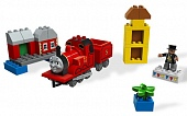 Lego Duplo 5547 James Celebrates Sodor Day