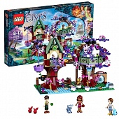 Lego Elves 41075 The Elves' Treetop Hideaway Деревня эльфов
