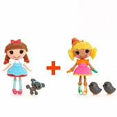 Кукла Mini Lalaloopsy 502296NB 1 + 1