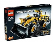 Lego Technic 8265 Front Loader (Экскаватор с передним ковшом)