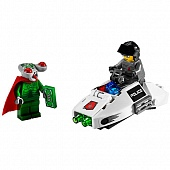 Lego Space Police 5969 Squidman Escape
