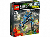 Lego Hero Factory 44028 SURGE & ROCKA Combat Machine