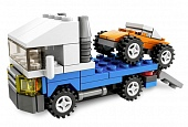 Lego Creator 4838 Mini Vehicles Мини автомобили