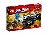 Lego Ninjago 2263 Turbo-Shredder Турбо Шредер