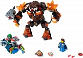 Lego Nexo Knights 70325 Infernox captures the Queen