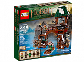 Lego Hobbit  79016 Attack on Lake-town Атака на Озерный Город