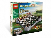 Lego Games 853373 LEGO Kingdoms Chess Set