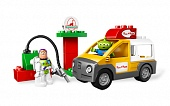 "Lego Duplo 5658 Pizza Planet Truck Грузовик ""Планета Пицца"""