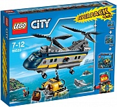 Lego City 66522 Deep Sea Explorers Super Pack 4-in-1