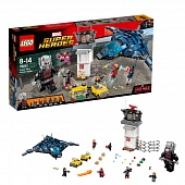 Lego Super Heroes 76051 Super Hero Airport Battle Сражение в аэропорту