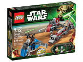 Lego Star Wars 75012 BARC Speeder with Sidecar BARC Спидер с коляской