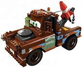 Lego Cars 8677 Ultimate Build Mater Мэтр: крутой тюнинг