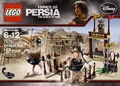 Lego Prince of Persia 7570 The Ostrich Race Страусиные бега