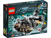Lego Ultra Agents 70161 Tremor Track Infiltration Вторжение Тремора