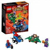 Lego Super Heroes 76064 Spider-Man vs. Green Goblin