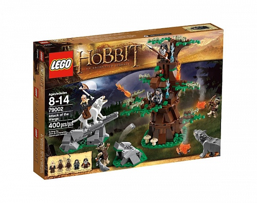 Lego Hobbit  79002 Attack of the Wargs Атака варгов