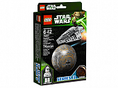 Lego Star Wars 75007 Republic Assault Ship & Planet Coruscant Республиканский боевой корабль и планета Корусант