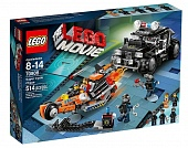 Lego Movie 70808 Super Cycle Chase Погоня на супермотоциклах