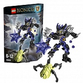 Lego Bionicle 70781 Protector of Earth Страж земли