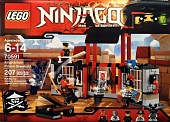 Lego Ninjago 70591 Kryptarium Escape