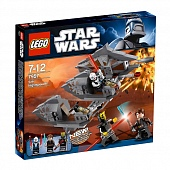 Lego Star Wars 7957 Sith Nightspeeder Спидер с Датомира