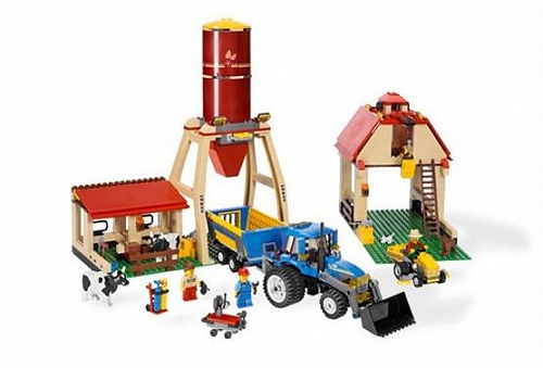 Lego City 7637 Farm Ферма