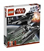 Lego Star Wars 8087 Tie Defender Истребитель TIE