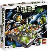 Lego Games 3842 Lunar Command Лунная база