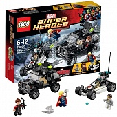 Lego Super Heroes 76030 Avengers Hydra Showdown Гидра против Мстителей