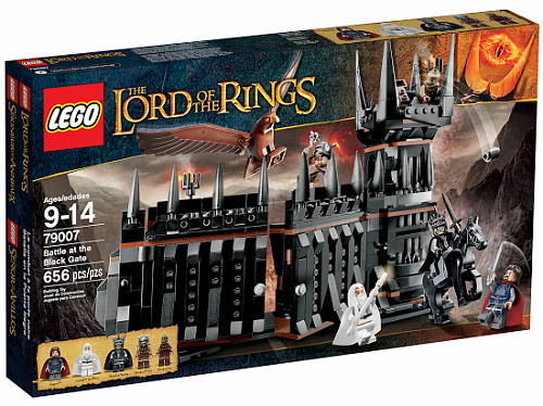 Lego Lord of the Rings 79007 Battle at the Black Gate Битва у Чёрных Врат