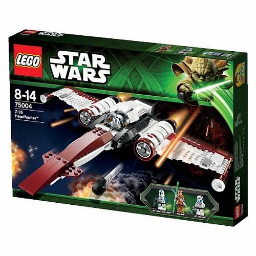 Lego Star Wars 75004 Z-95 Headhunter Истребитель Z-95