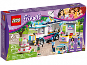 Lego Friends 41056 Heartlake News Van Фургон Новостей Хартлейк Сити