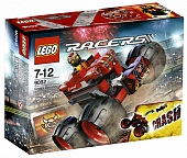Lego Racers 9092 Crazy Demon Безумный демон