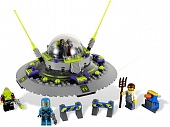 Lego Alien Conquest 7052 UFO Abduction
