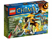 Lego Legends of Сhima 70115 Ultimate Tournament Финальный Поединок
