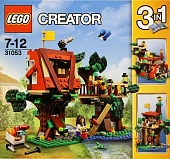 Lego Creator 31053 Tree House