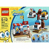 Lego Sponge Bob 3816 Glove World  Перчатка Мира