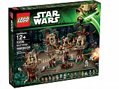 Lego Star Wars 10236 Star Wars Ewok Village Деревня Эвоков