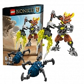 Lego Bionicle 70779 Protector of Stone Страж камня