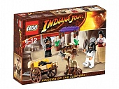 Lego Indiana Jones 7195 Ambush In Cairo Засада в Каире