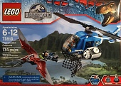 Lego Jurassic World 75915 Pteranodon Capture (Захват птеранодона)