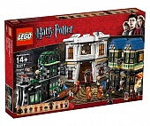 Lego Harry Potter 10217 Diagon Alley Косой Переулок