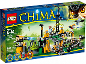 Lego Legends of Сhima 70134 Lavertus' Outland Base