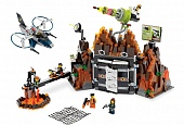 Lego Ultra Agents 8637 Volcano Base База на вулкане