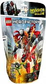 Lego Hero Factory 44018 FURNO Jet Machine Реактивная машина Фурно